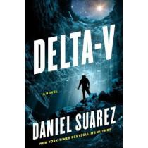 Delta-v by Daniel Suarez, 9781524742416