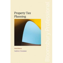Property Tax Planning by Andrew Crossman, 9781526507358