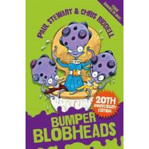 Bumper Blobheads by Paul Stewart, 9781529015447