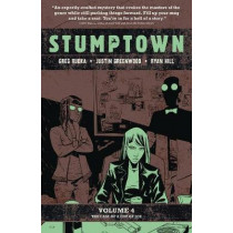Stumptown, Vol. 4: The Case of a Cup of Joe by Greg Rucka, 9781620105795
