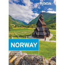 Moon Norway (Second Edition) by David Nikel, 9781640490512