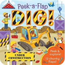 Dig! by Jaye Garnett, 9781680522990