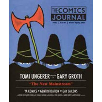 The Comics Journal #303: The New Mainstream by Gary Groth, 9781683961710
