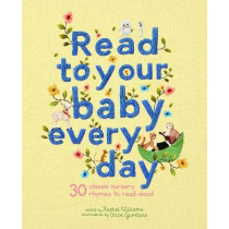 Read to Your Baby Every Day by Chloe Giordano, 9781786037701