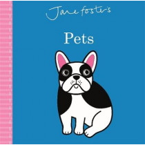Jane Foster's Pets by Jane Foster, 9781787413627