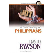 A Commentary on Philippians by David Pawson, 9781909886742