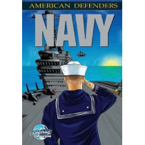 American Defenders: The Navy by Don Smith, 9781948724753