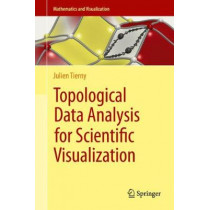 Topological Data Analysis for Scientific Visualization by Julien Tierny, 9783319715063
