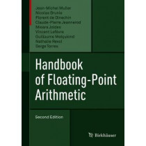 Handbook of Floating-Point Arithmetic by Jean-Michel Muller, 9783319765259