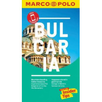 Bulgaria Marco Polo Pocket Travel Guide - with pull out map by Marco Polo, 9783829757669