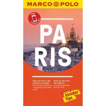 Paris Marco Polo Pocket Travel Guide - with pull out map by Marco Polo, 9783829757683