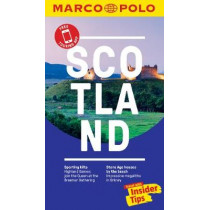 Scotland Marco Polo Pocket Travel Guide - with pull out map by Marco Polo, 9783829757690