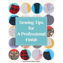 Sewing Tips for A Professional Finish by Naoko Doumeki, 9784865050783