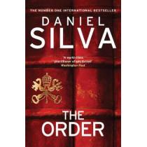 The Order by Daniel Silva, 9780008280819