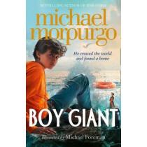 Boy Giant: Son of Gulliver by Michael Morpurgo, 9780008355180