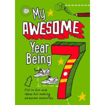 My Awesome Year being 7 by Collins, 9780008372613