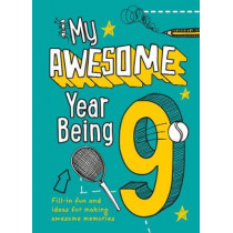 My Awesome Year being 9 by Collins, 9780008372637