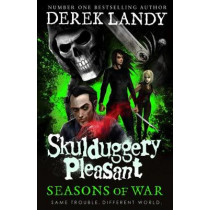 Seasons of War (Skulduggery Pleasant, Book 13) by Derek Landy, 9780008386238