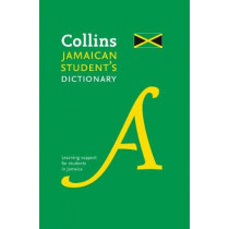 Collins Jamaican Student's Dictionary by Collins Dictionaries, 9780008399382