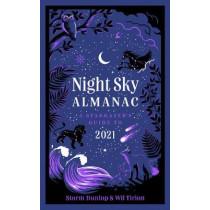 Night Sky Almanac: A stargazer's guide to 2021 by Royal Observatory Greenwich, 9780008403607