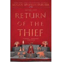 Return of the Thief by Megan Whalen Turner, 9780062874474