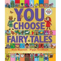 You Choose Fairy Tales by Nick Sharratt, 9780141378978