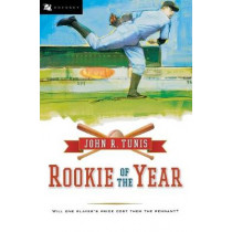 Rookie of the Year by John,R. Tunis, 9780152056483