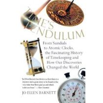 Time's Pendulum by Jo Ellen Barnett, 9780156006491