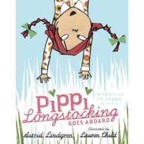 Pippi Longstocking Goes Aboard by Lindgren, Astrid, 9780192775078