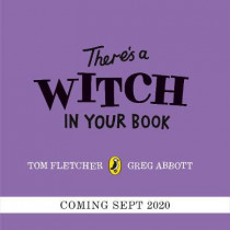 There's a Witch in Your Book by Tom Fletcher, 9780241357392
