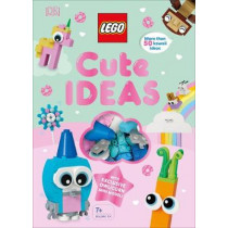 LEGO Cute Ideas: With Exclusive Owlicorn Mini Model by Rosie Peet, 9780241401200