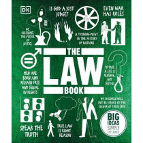 The Law Book: Big Ideas Simply Explained by DK, 9780241410196