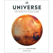 Universe: The Definitive Visual Guide by DK, 9780241412749