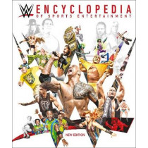 WWE Encyclopedia of Sports Entertainment New Edition by DK, 9780241422717