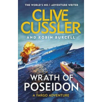 Wrath of Poseidon by Clive Cussler, 9780241424650