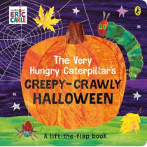 The Very Hungry Caterpillar's Creepy-Crawly Halloween by Eric Carle, 9780241457924