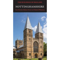 Nottinghamshire by Clare Hartwell, 9780300247831