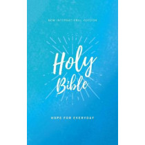 NIV, Holy Bible, Economy Edition, Paperback, Comfort Print: Hope for Every Day by Zondervan, 9780310455028