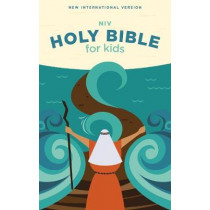 NIV, Holy Bible for Kids, Economy Edition, Paperback, Comfort Print by Zondervan, 9780310455059