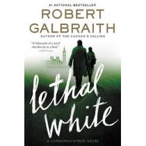 Lethal White by Robert Galbraith, 9780316453394