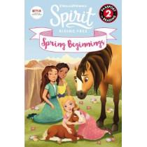 Spirit Riding Free: Spring Beginnings by R J Cregg, 9780316455176