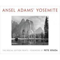 Ansel Adams' Yosemite: The Special Edition Prints by Ansel Adams, 9780316456128