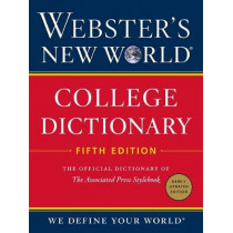 Webster's New World College Dictionary, Fifth Edition by Editors of Webster's New World College Dictionaries, 9780358126614