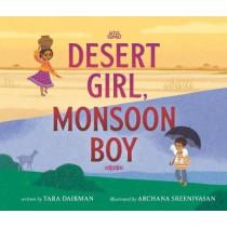Desert Girl, Monsoon Boy by Tara Dairman, 9780525518068