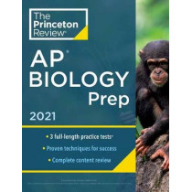 Princeton Review AP Biology Prep, 2021 by Princeton Review, 9780525569435