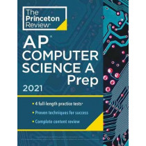 Princeton Review AP Computer Science A Prep, 2021 by Princeton Review, 9780525569497