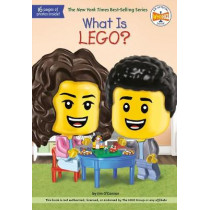 What Is LEGO? by Jim O'Connor, 9780593092941