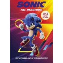 Sonic the Hedgehog: The Official Movie Novelization by Kiel Phegley, 9780593093016