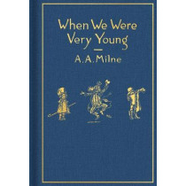 When We Were Very Young: Classic Gift Edition by A A Milne, 9780593112328
