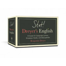 STET! Dreyer's Game of English: A Game for Language Lovers, Grammar Geeks, and Bibliophiles by Benjamin Dreyer, 9780593137857